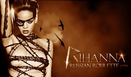 Rihanna Russian Roulette Aol 77