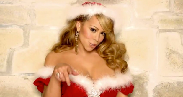 Mariah Carey: All I Want For Christmas Is You | SUPERSTELLINA