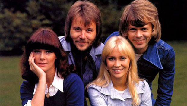 *Video:agnetha abba & after